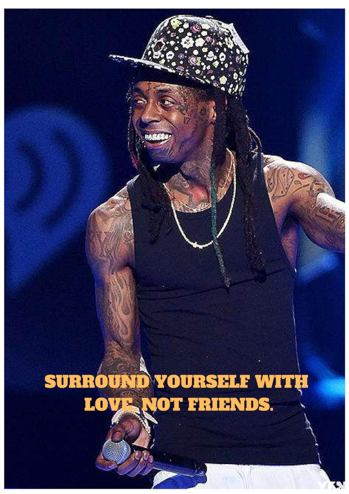 Lil Wayne quotes about friends