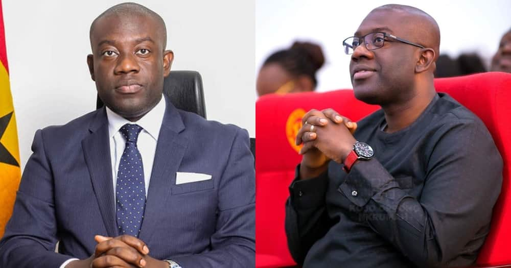 Ghanaians react after Kojo Oppong Nkrumah after he said Jean Mensah doesn't have to testify