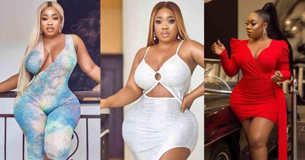 Moesha drops new twerking video as she challenges Hajia Bintu