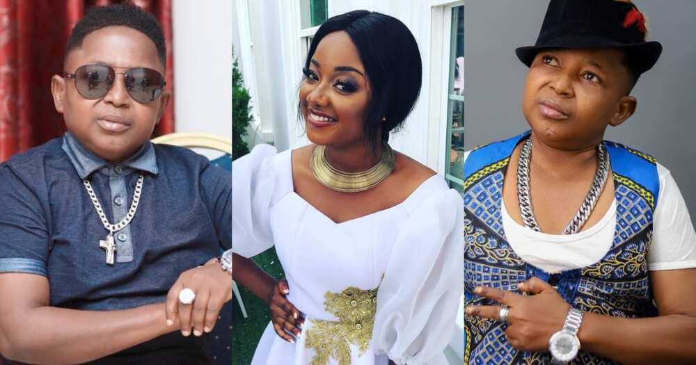 Wayoosi: Kumawood actor flaunts girlfriend in new photos