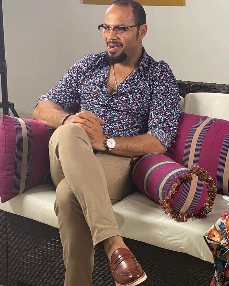 Lady accuses Ramsey Nouah of non-payment of service rendered during Living in Bondage movie production