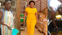 Ghanaian lady turns small business under shed in 2009 into huge venture in 2021