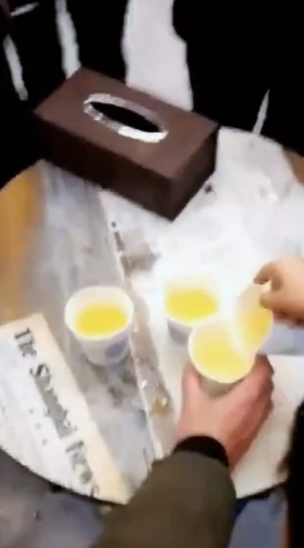 Chinese company 'forces staff to drink urine as punishment'