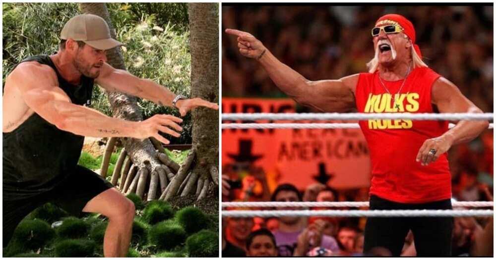 Chris Hemsworth to play Hulk Hogan in upcoming biopic about wrestling legend