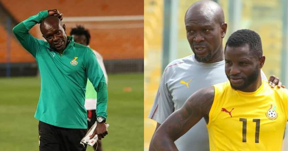 I know you will succeed - Mubarak Wakaso sends consoling message to sacked Black Stars coach