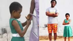 18-year-old lady becomes the 'smallest' WASSCE candidate from Fijai Senior High School