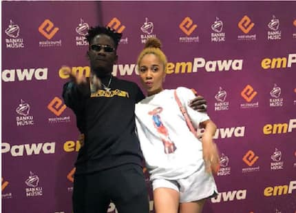 Deborah Vanessa finds 'comfort' in Mr Eazi after sour break-up with Medikal