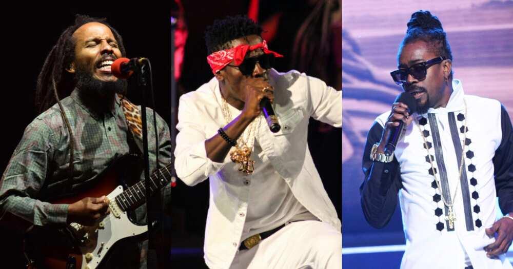 Shatta Wale to perform alongside Ziggy Marley, Beenie Man at top international show