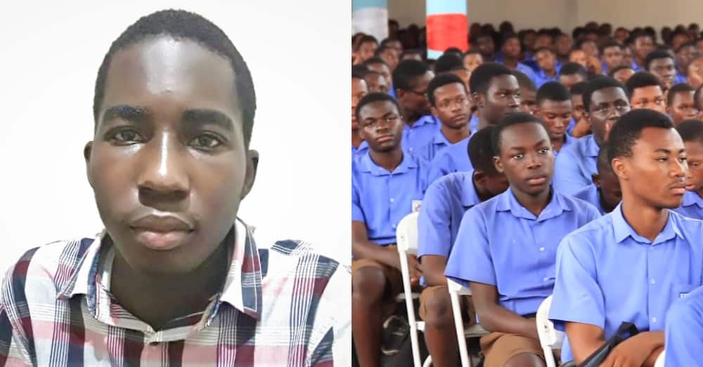 Orphan boy who got 7As in WASSCE at Presec unable to pursue Medicine for lack of money