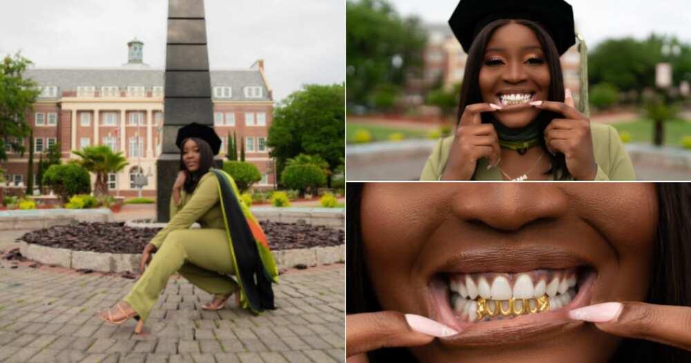 'Boss Vibes': Beautiful Doctor Shuts It Down on Graduation Day