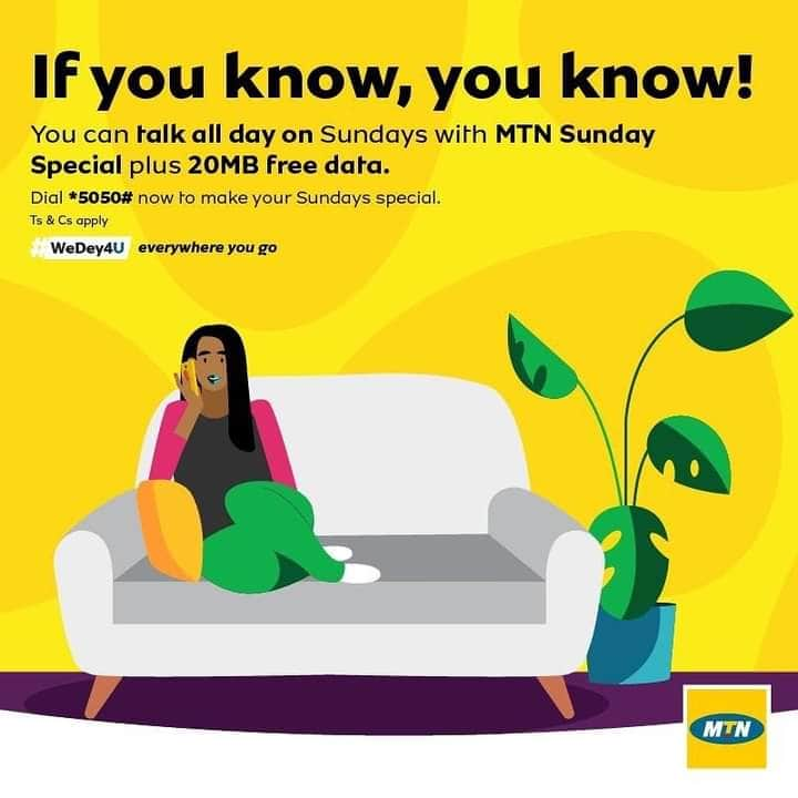 MTN Sunday Special