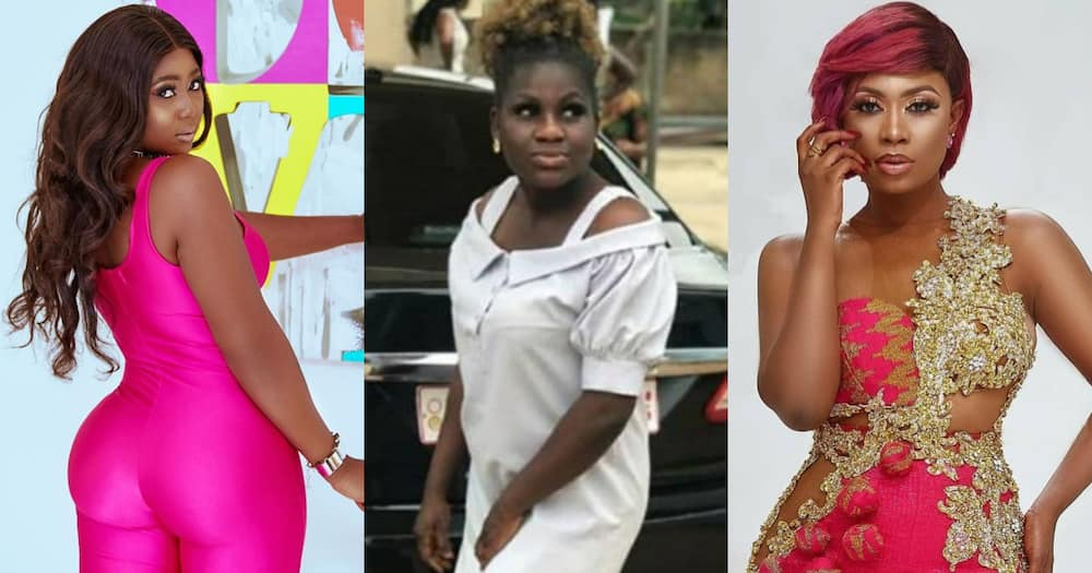 """Salma Mumin reveals lady who called Selly Gally barren once called her """"flat buttocks"""""""