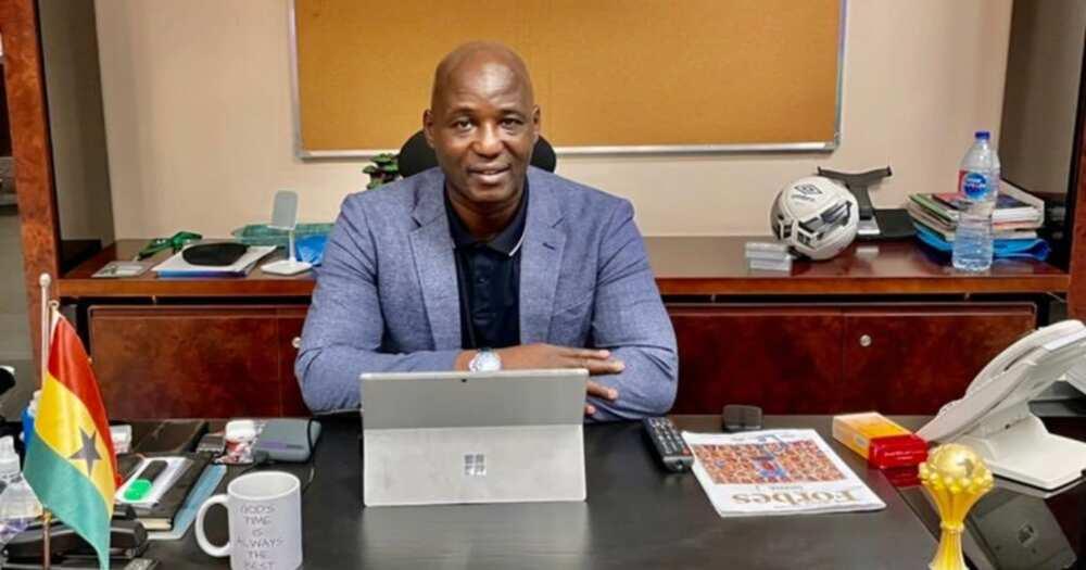 Ghanaian Anthony Baffoe resigns as deputy CAF General Secretary