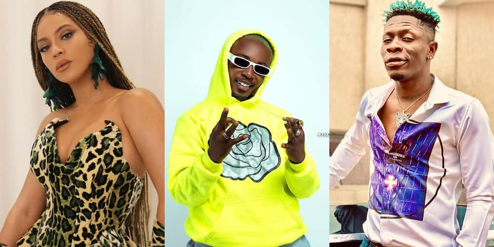 Dancegod Lloyd recounts how he was selected to feature in the Beyoncé-Shatta Wale Already video