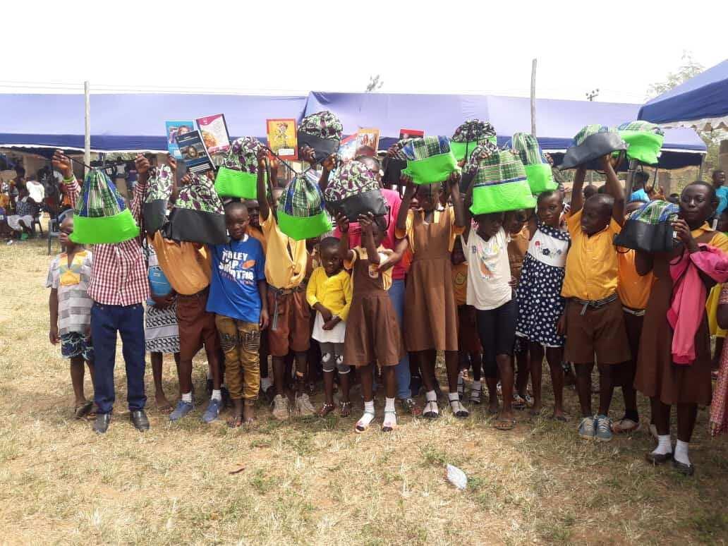Hope journey shares Christ through charity work in Akwakupom