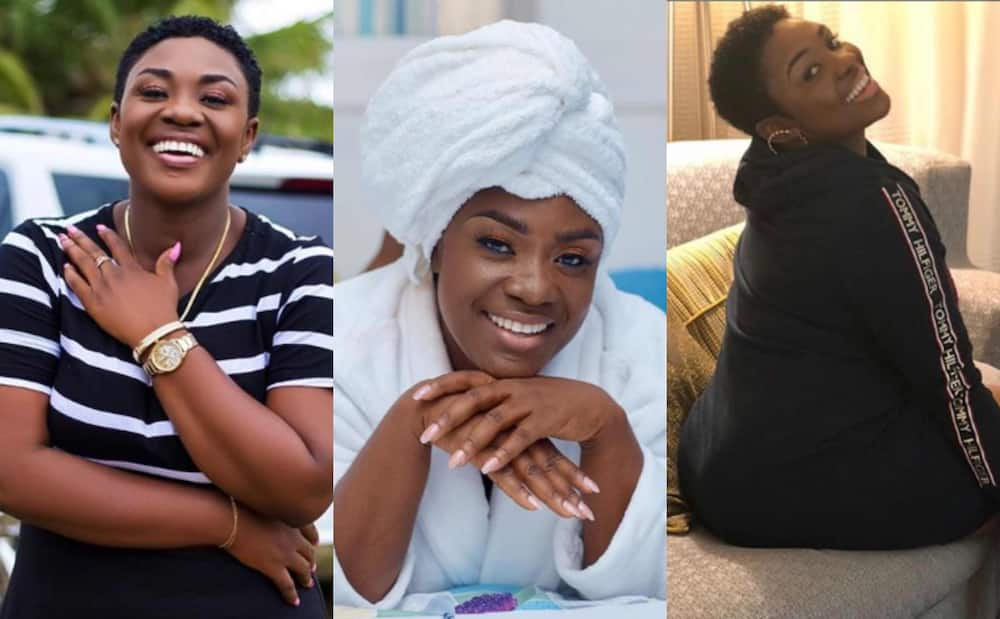 Emelia Brobbey drops jaw-dropping photo and fans can't keep calm