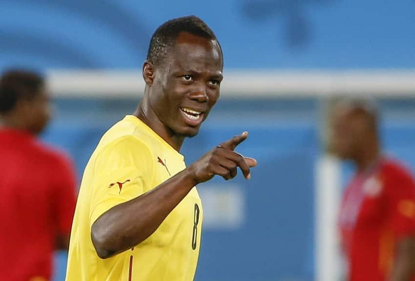 Emmanuel Agyemang Badu pays for the surgery of young female footballer