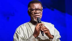 Christians must not believe in the 'Law of Karma'; it's not in the bible - Mensa Otabil