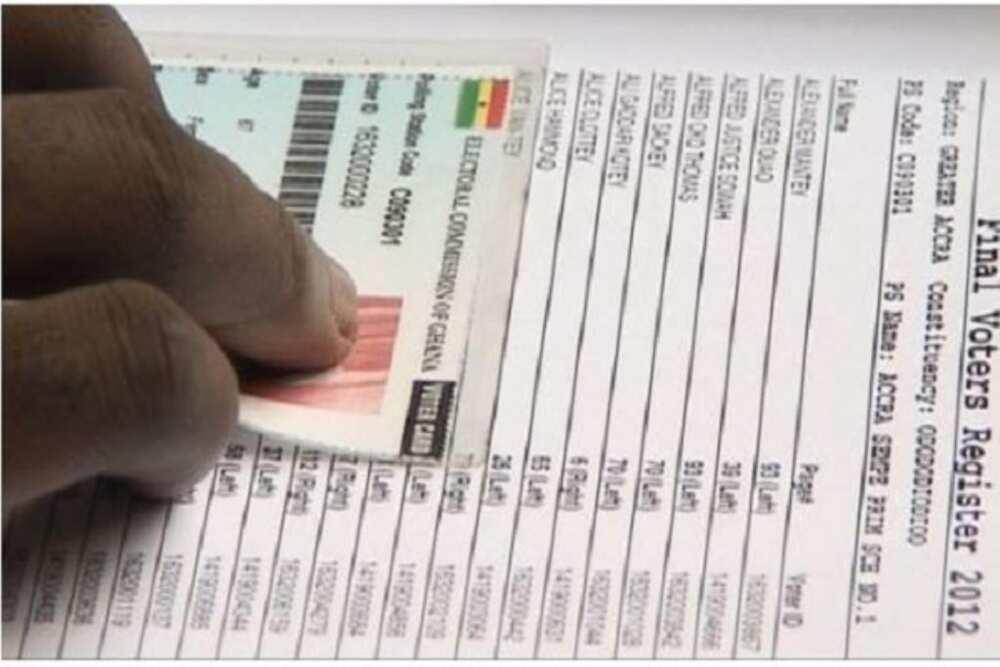 Full list of 2020 final voter register published