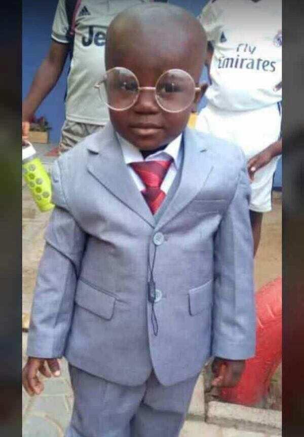 Ghana: un jeune garçon ressemblant au président au centre des polémiques