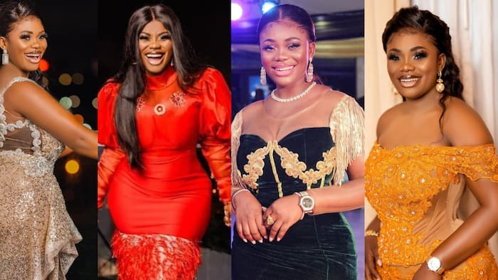Real age, photos, businesses, and achievements of Akua GMB as she celebrates grand birthday