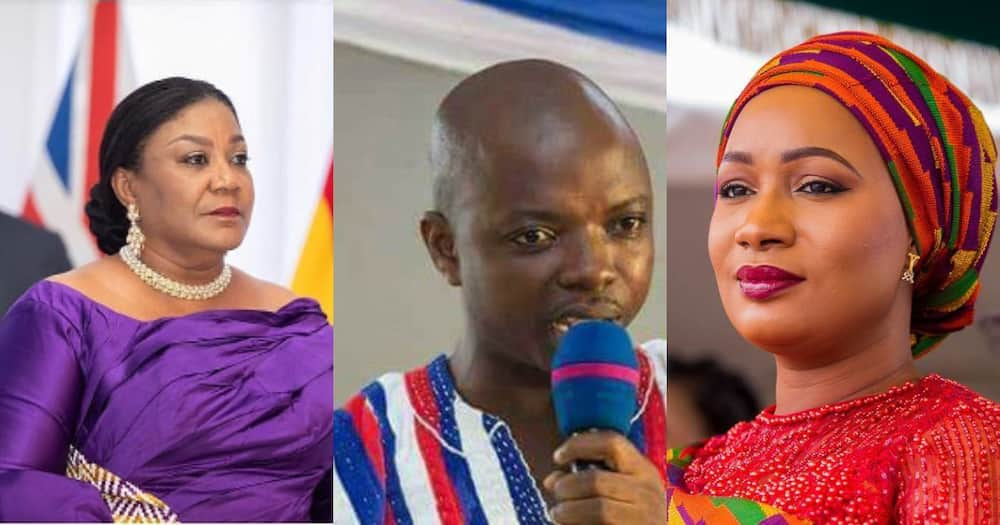 Former Presidential spouses should pay back their allowances - NPP's Abronye