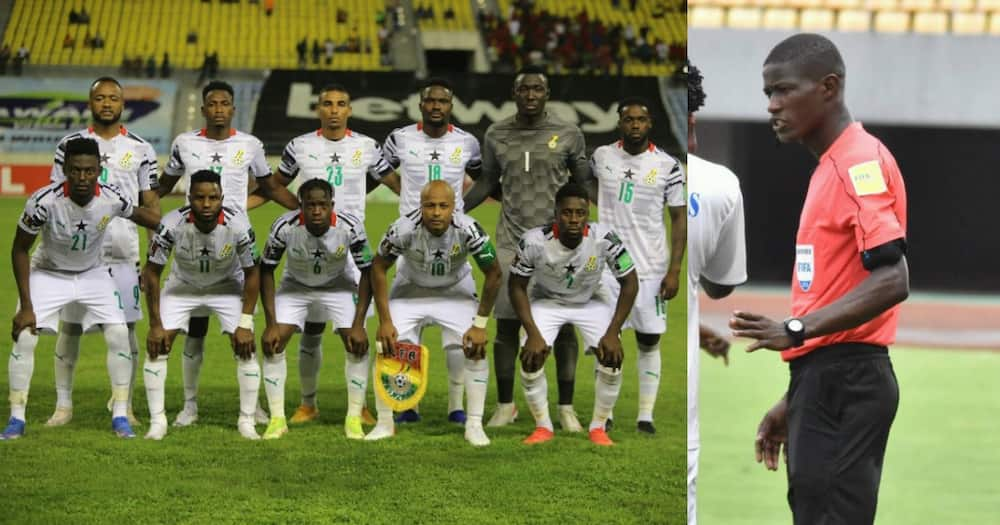 2022 World Cup qualifiers: Referee for Ghana v Zimbabwe match revealed