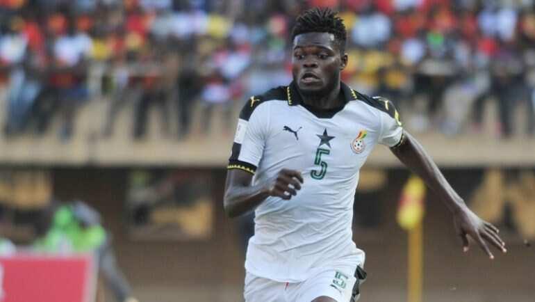 Pomposity has set in - Ghanaians jab Thomas Partey over indiscipline and sacking saga