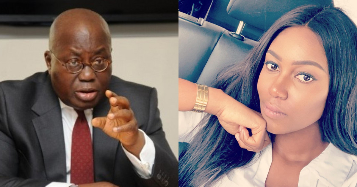 Fix The Country: More pressure coming - Yvonne Nelson tells Akufo-Addo, Bawumia