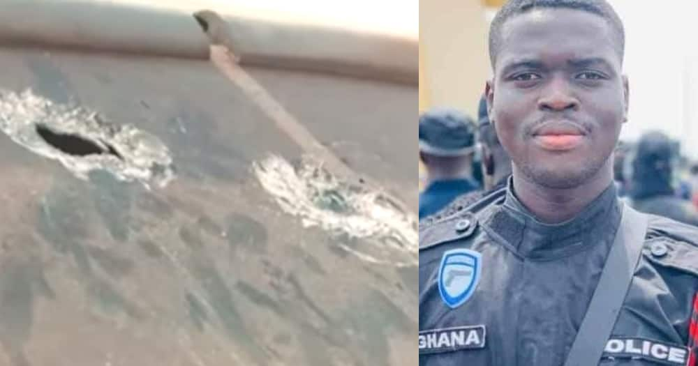 James Town Bullion van Attack: Mechanic Narrates how Akpeteshie 1 cedi Saved his life in new Video