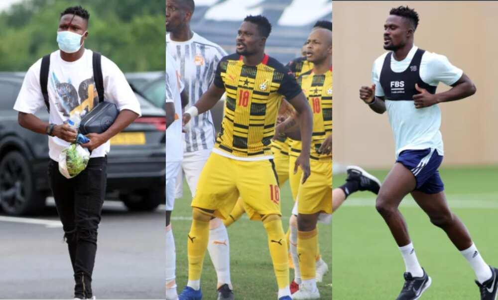 Ghana defender Daniel Amartey arrives in England for Leicester City pre-season