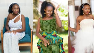 15th birthday photos of pretty Ghanaian model who lives with autism warm hearts