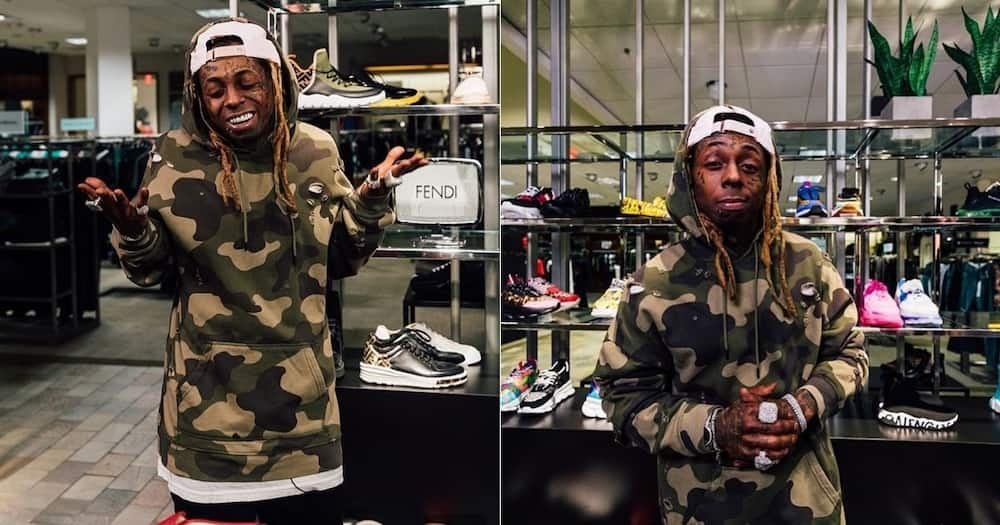 Lil Wayne responds to rumours of getting dumped for Trump endorsement