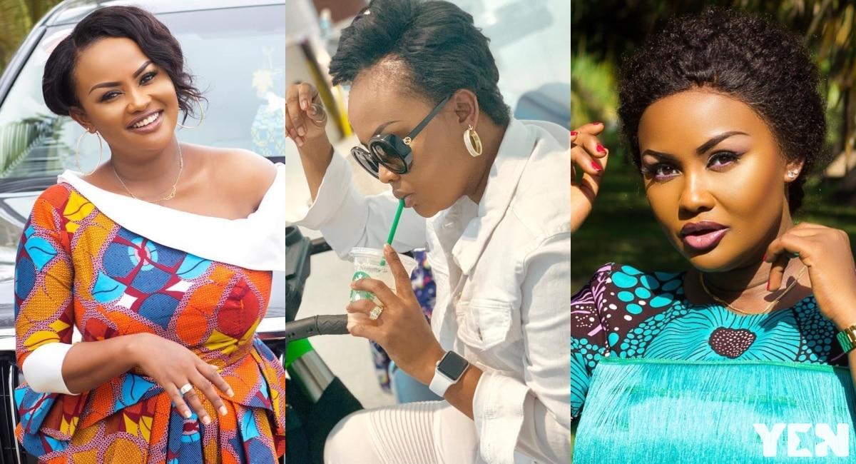 Trending photo of Nana Ama McBrown after daughter's naming ceremony pops up