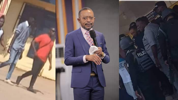 Owusu Bempah ordered his church members to assault police officers - New details of arrest emerge