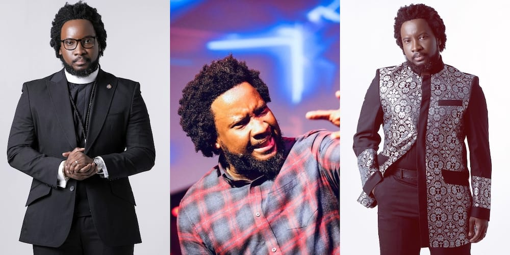 Their children will pay for this - Sonnie Badu angrily says as he prays for Nigeria in video