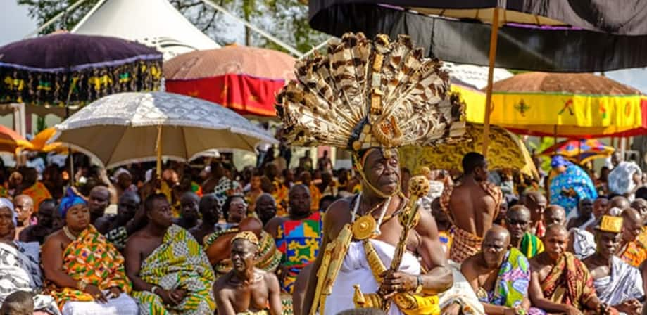 Festivals in Ghana and their ethnic groups