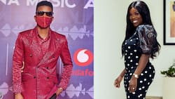 Kofi Kinaata reveals what he will do to Delay if they ever get locked in a room alone (video)