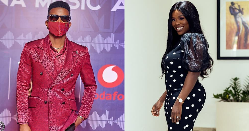Delay: Kofi Kinaata reveals what he will do when locked in a room with presenter