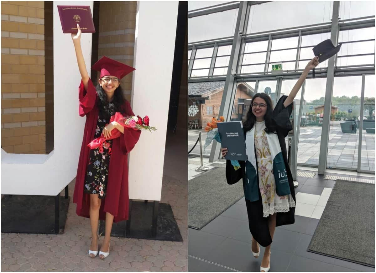 Hardworking woman shares success story 5 years after moving to Germany with 1 suitcase