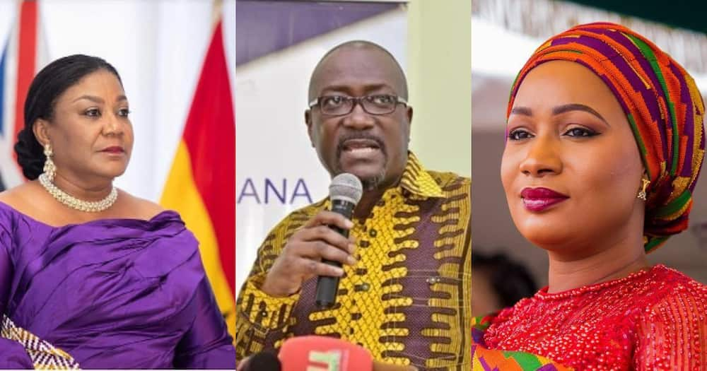 CDD Director blasts gov't over salaries for Samira and Rebecca: Pay Speaker and CJ's wife too