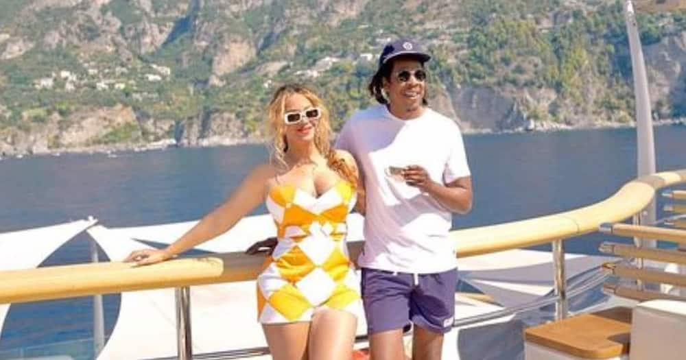 Beyoncé and Jay-Z were on vacation in France during Met Gala.