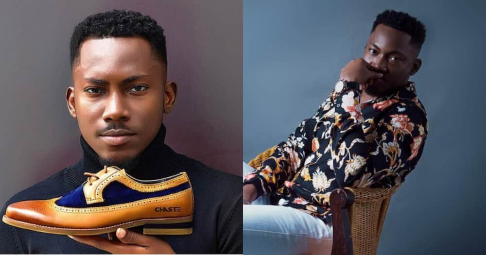 Daniel Odonkor: The Ghanaian shoemaker styling the feet of the rich and celebrities