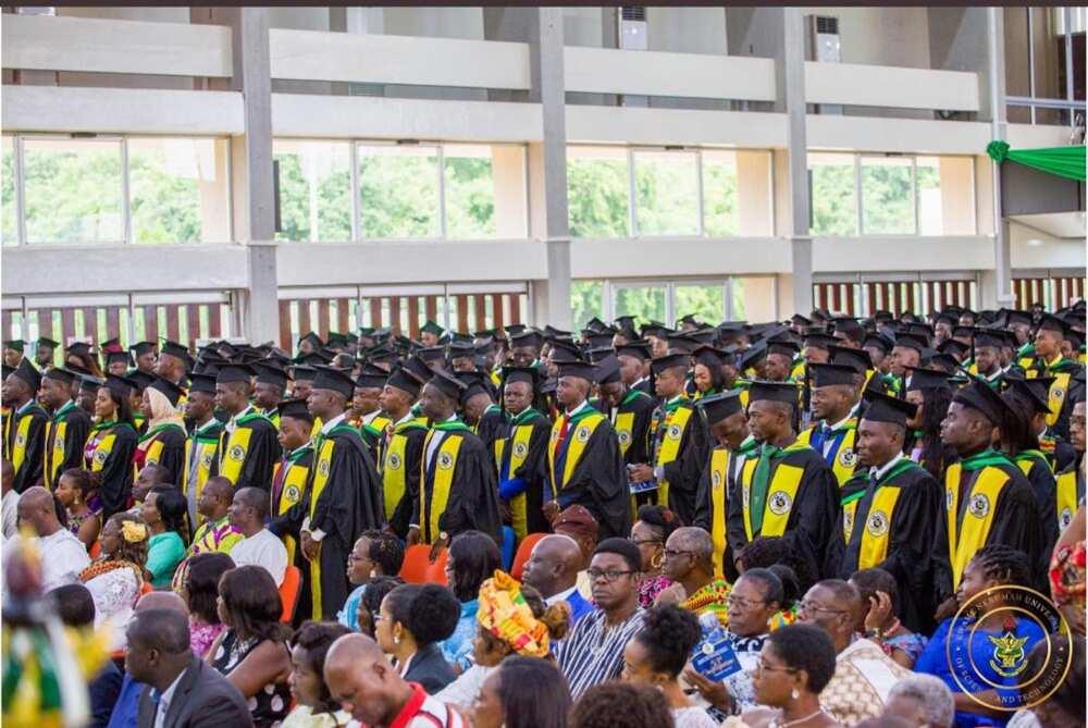 KNUST postgraduate admissions