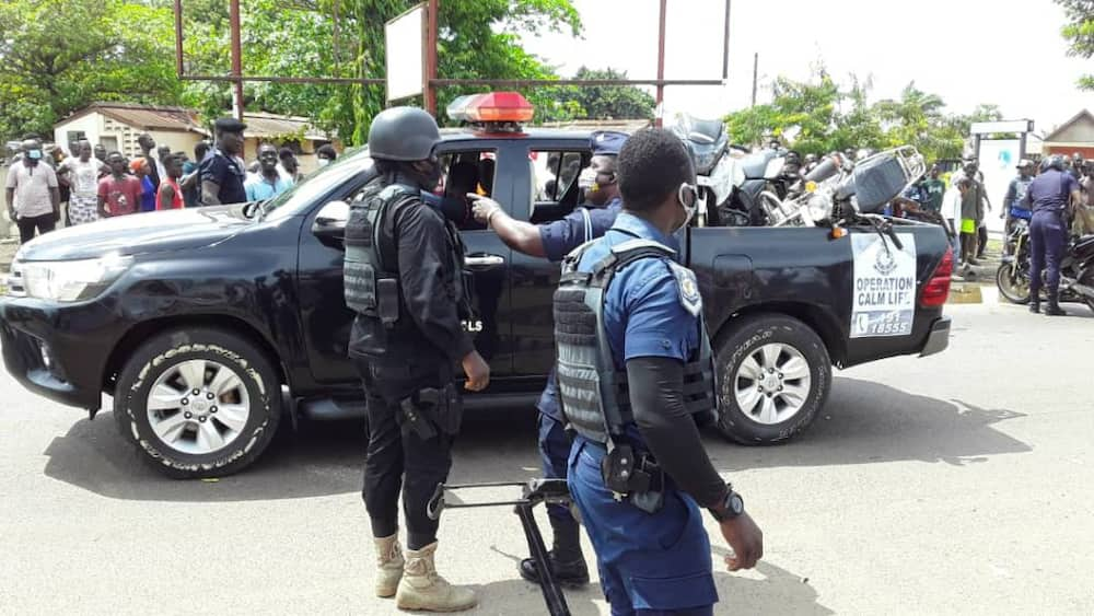 In Kumasi: Police foil assassination attempt on life of DCE