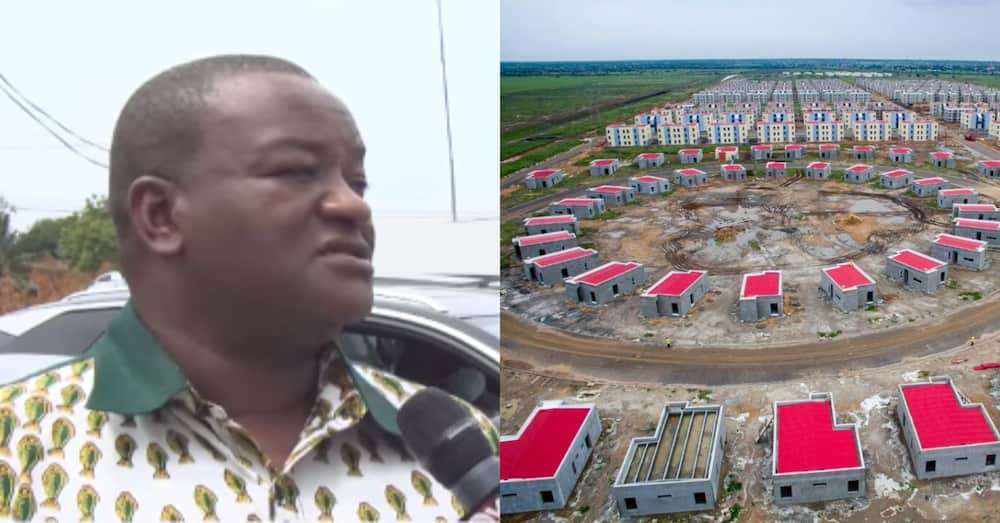 I bought 50 acres of land close to Saglemi for my own housing project - Hassan Ayariga
