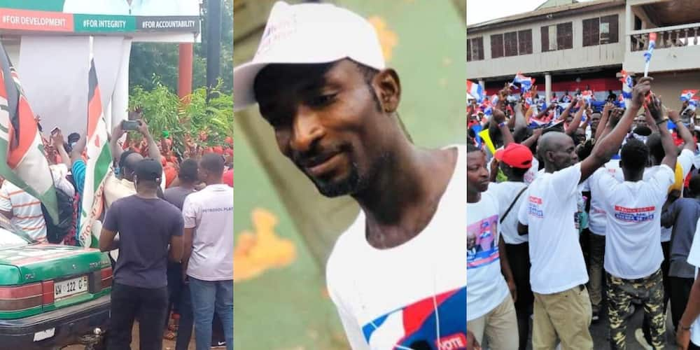 NDC man takes life of brother who supports NPP over political argument