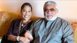 There's no getting over you - Rawlings' alleged 2nd wife shares emotional message 4 months after his death
