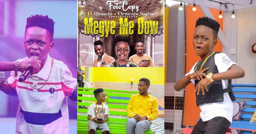Fotocopy: Meet The 7-Year-Old Ghanaian Rapper Who Already Has A Hit Single