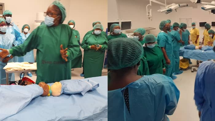 Ridge Hospital receives first specialised equipment for conjoined twins surgery